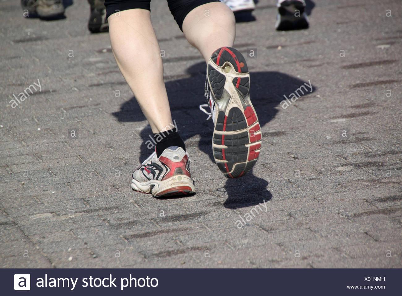 athletic sports - Stock Image