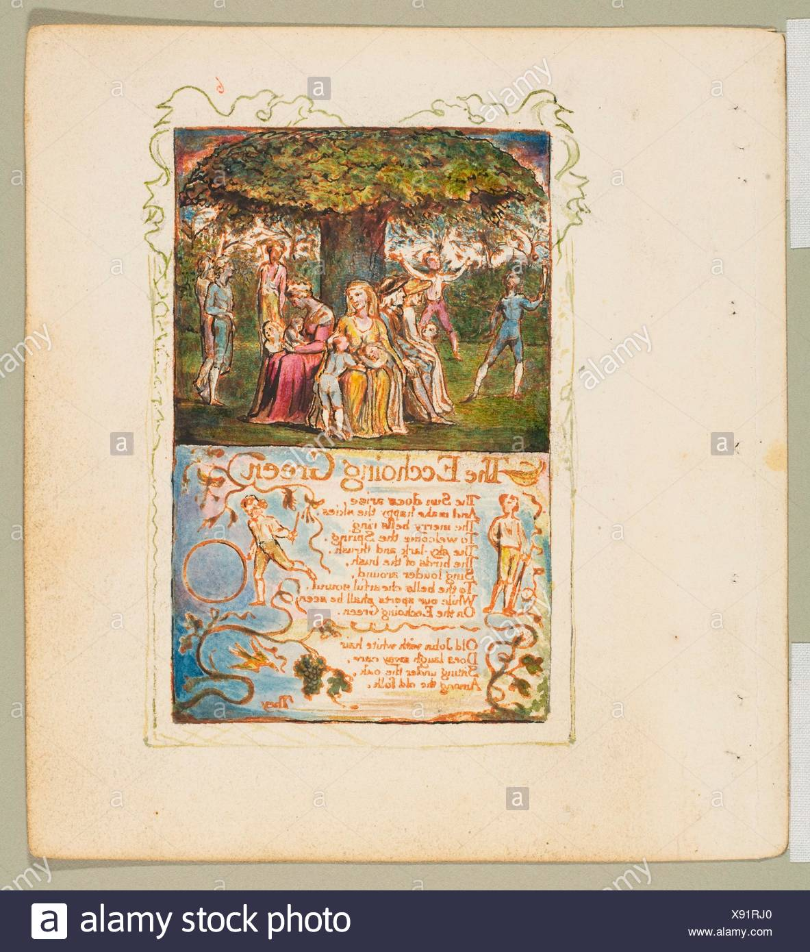 william blake songs of innocence and experience pdf