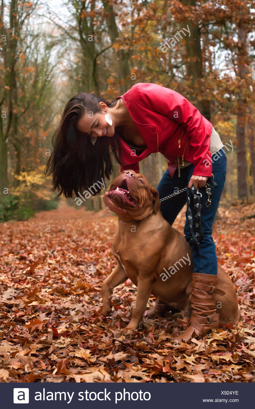 My lovely pet - Stock Image