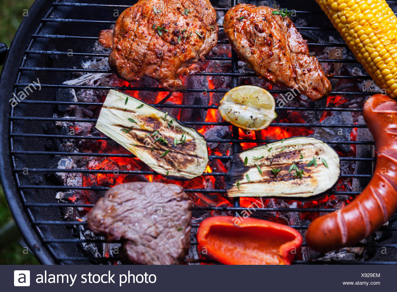 Image result for photos of broiling food