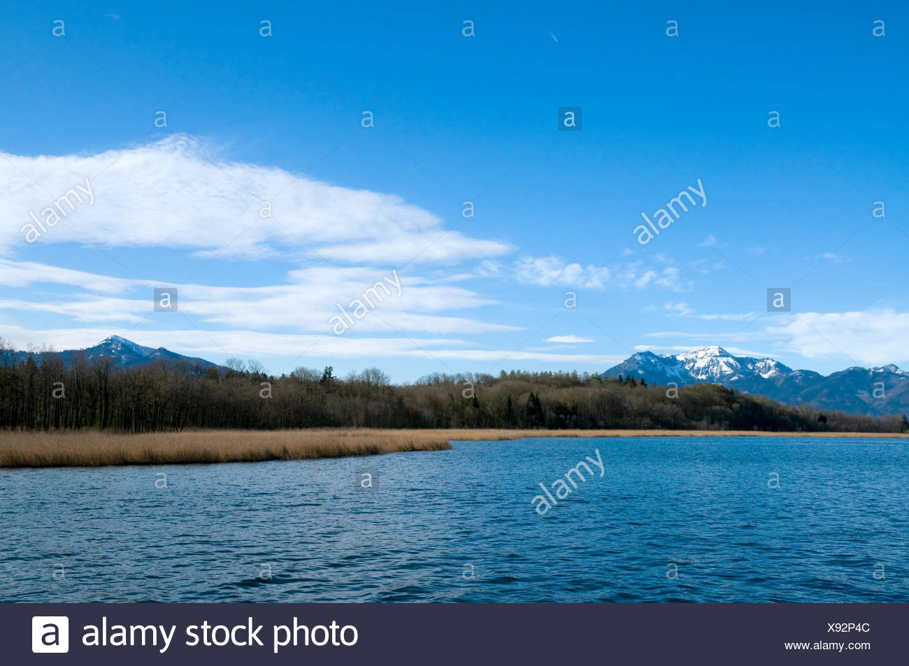 Herrenchiemsee - Stock Image