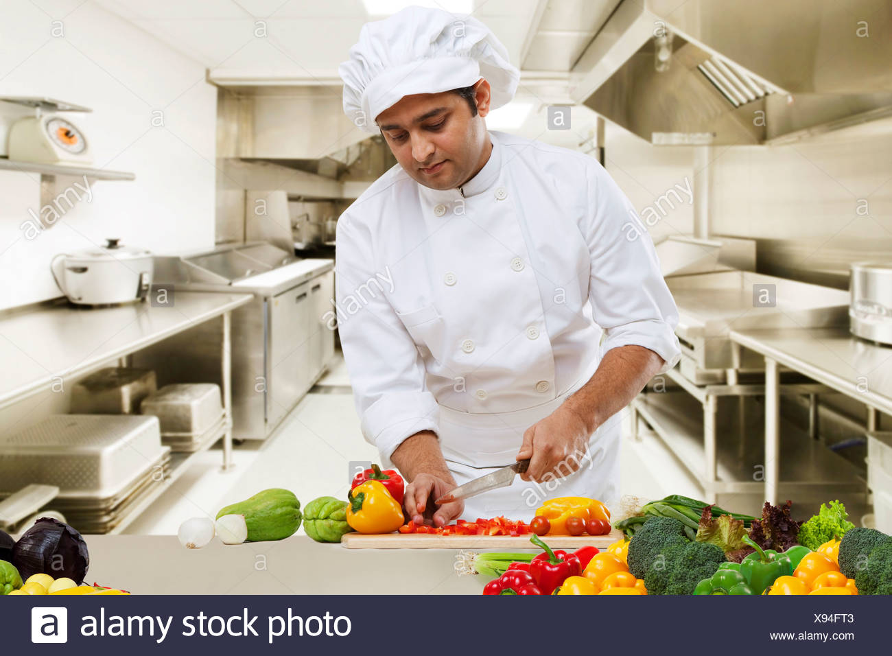 Indian Chef Stock Photos & Indian Chef Stock Images - Alamy