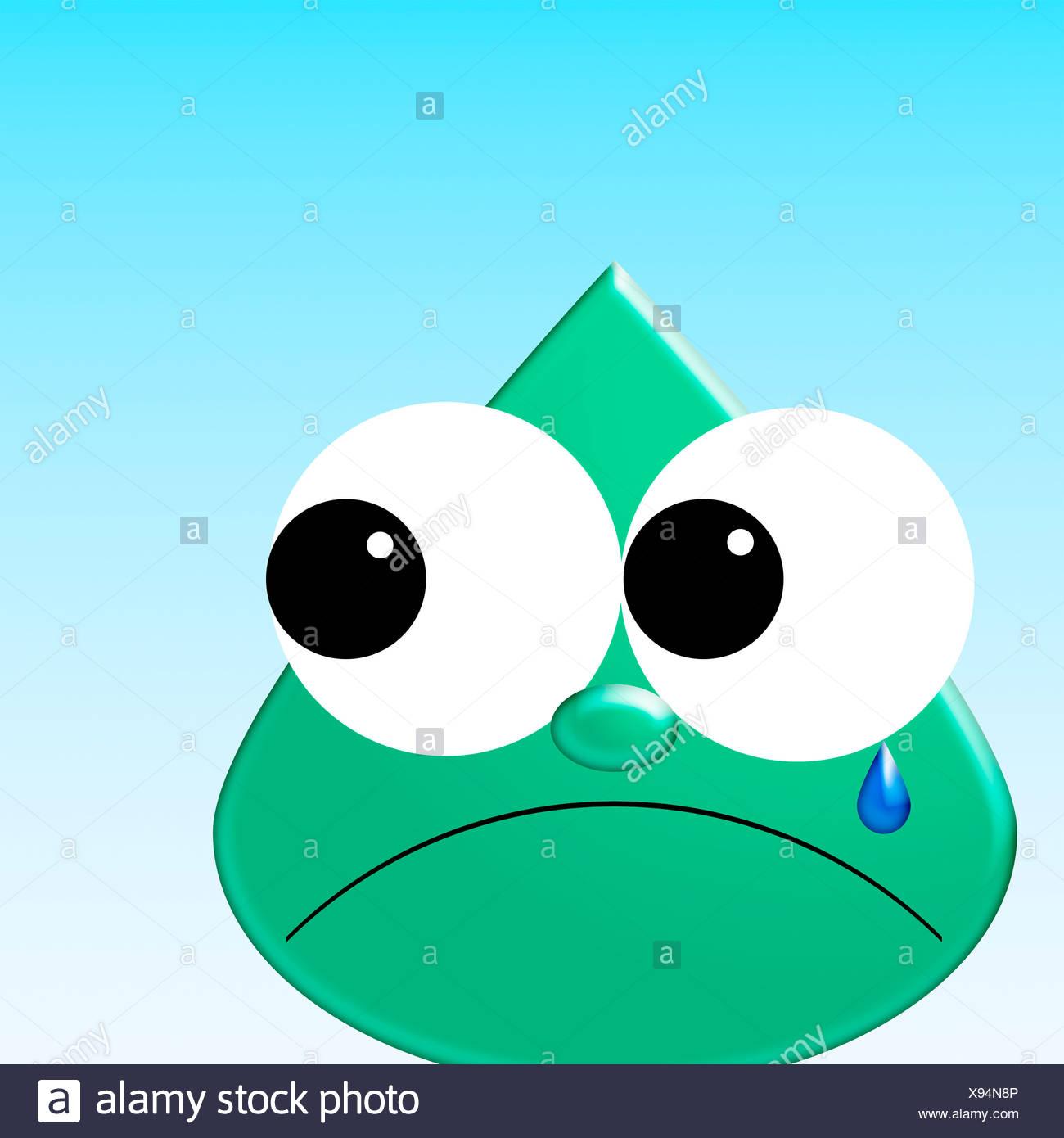 Sadness - Stock Image