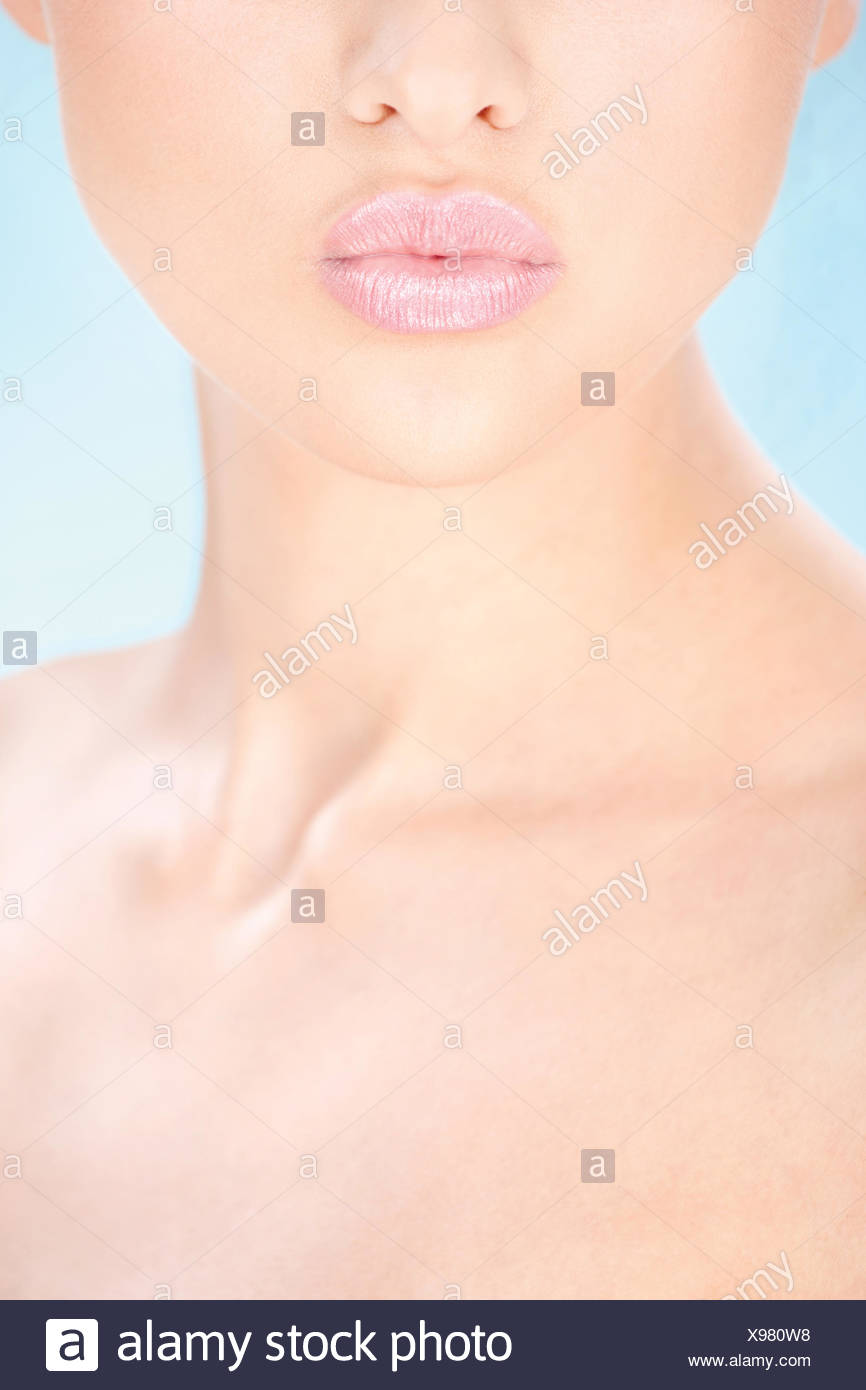 💄 how to kiss in neck