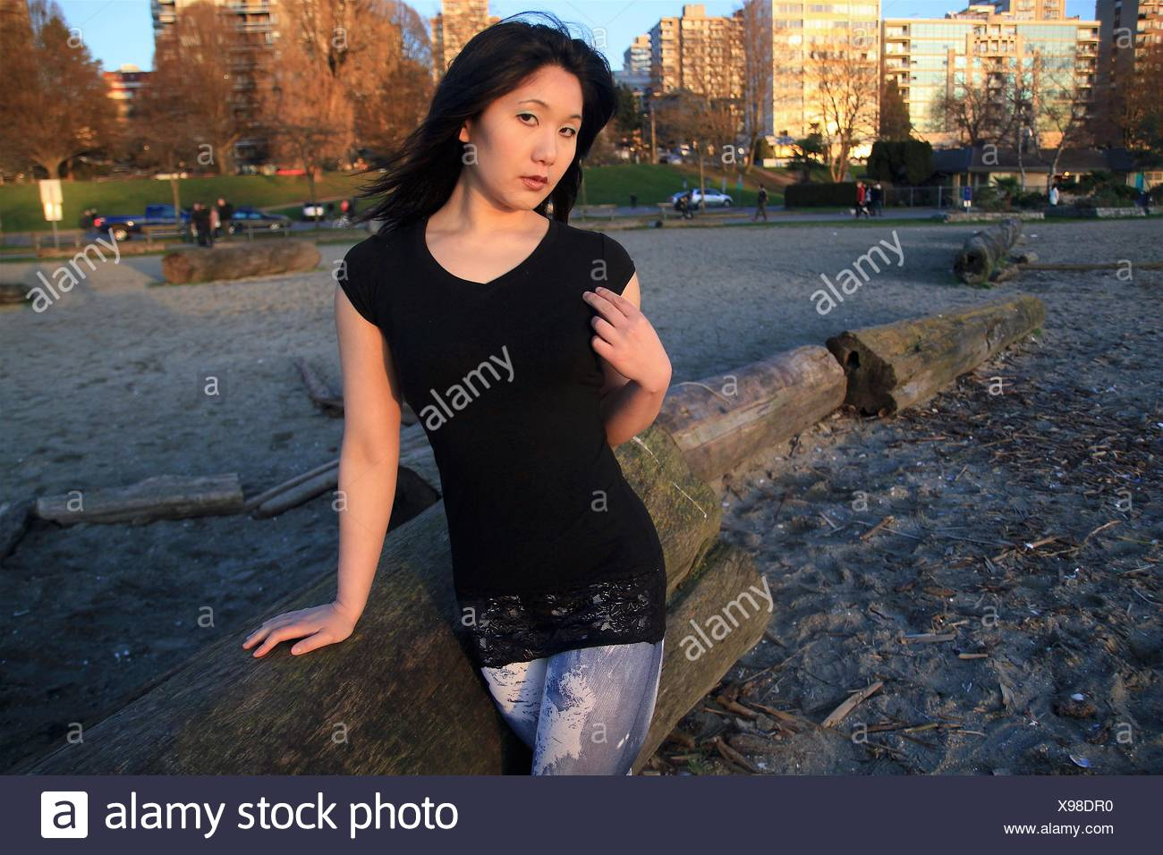 Nice Asian Girl From Vancouver