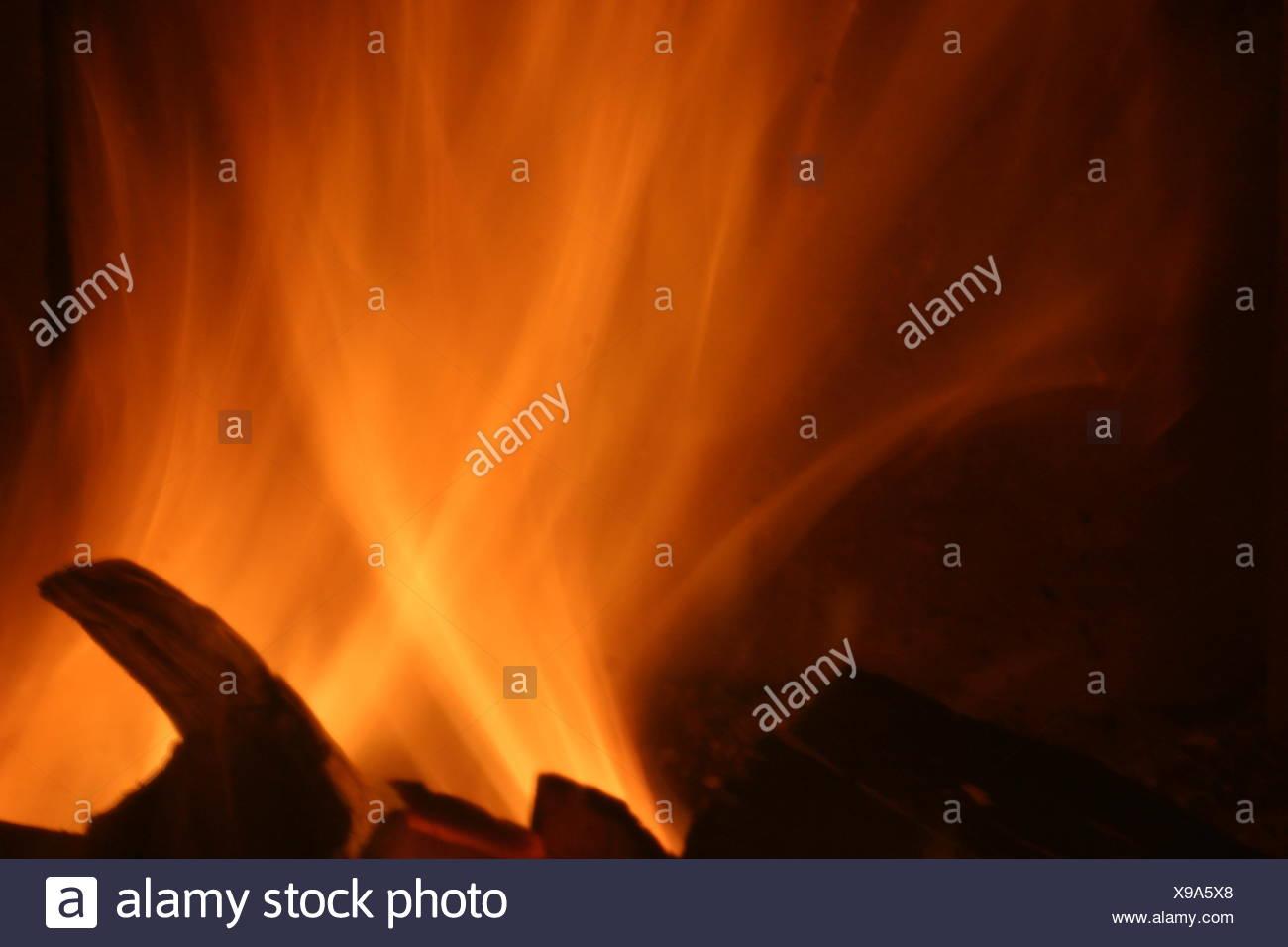 elemental force - Stock Image