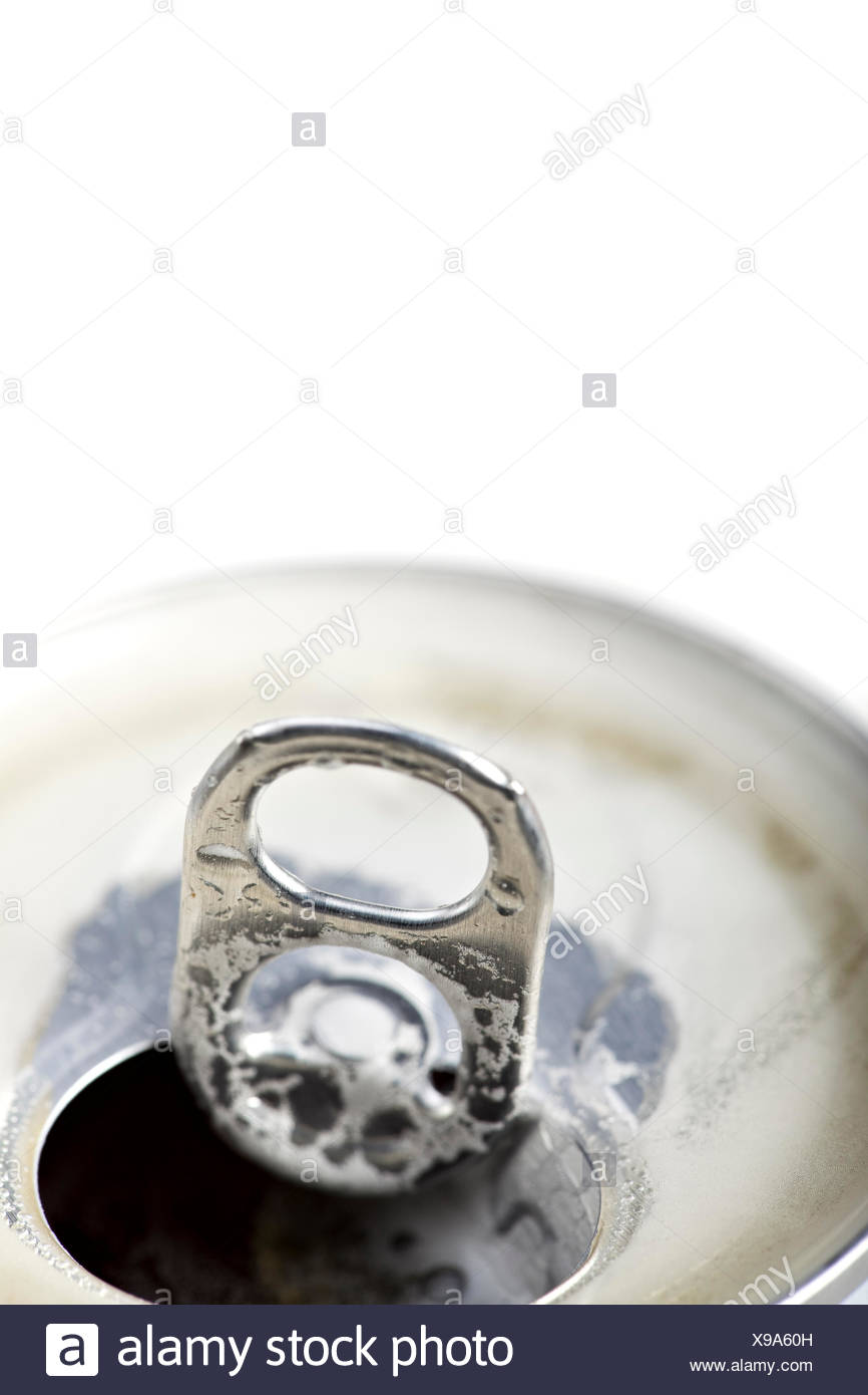 can,beer can - Stock Image