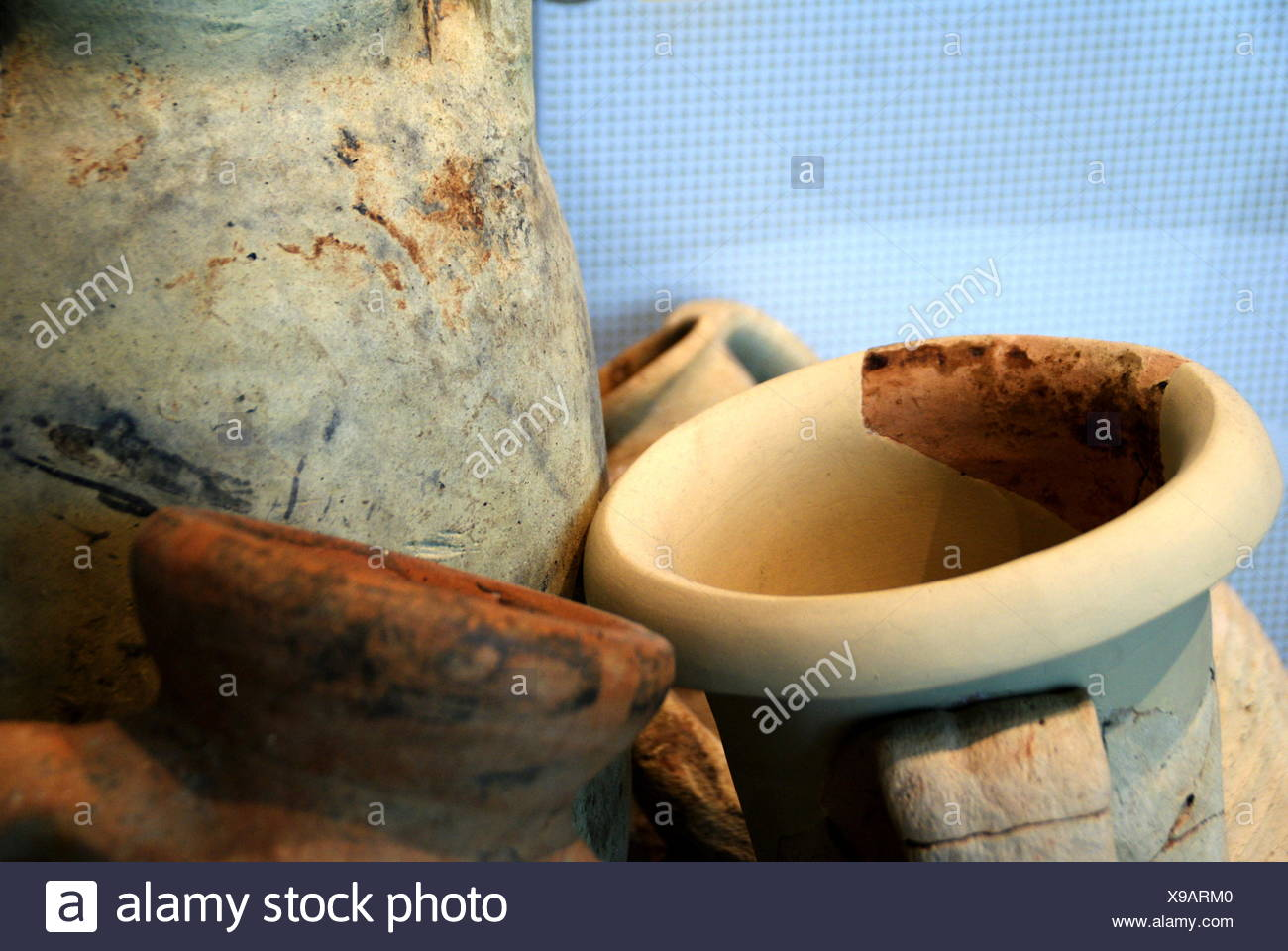 Ancient Artefacts - Stock Image