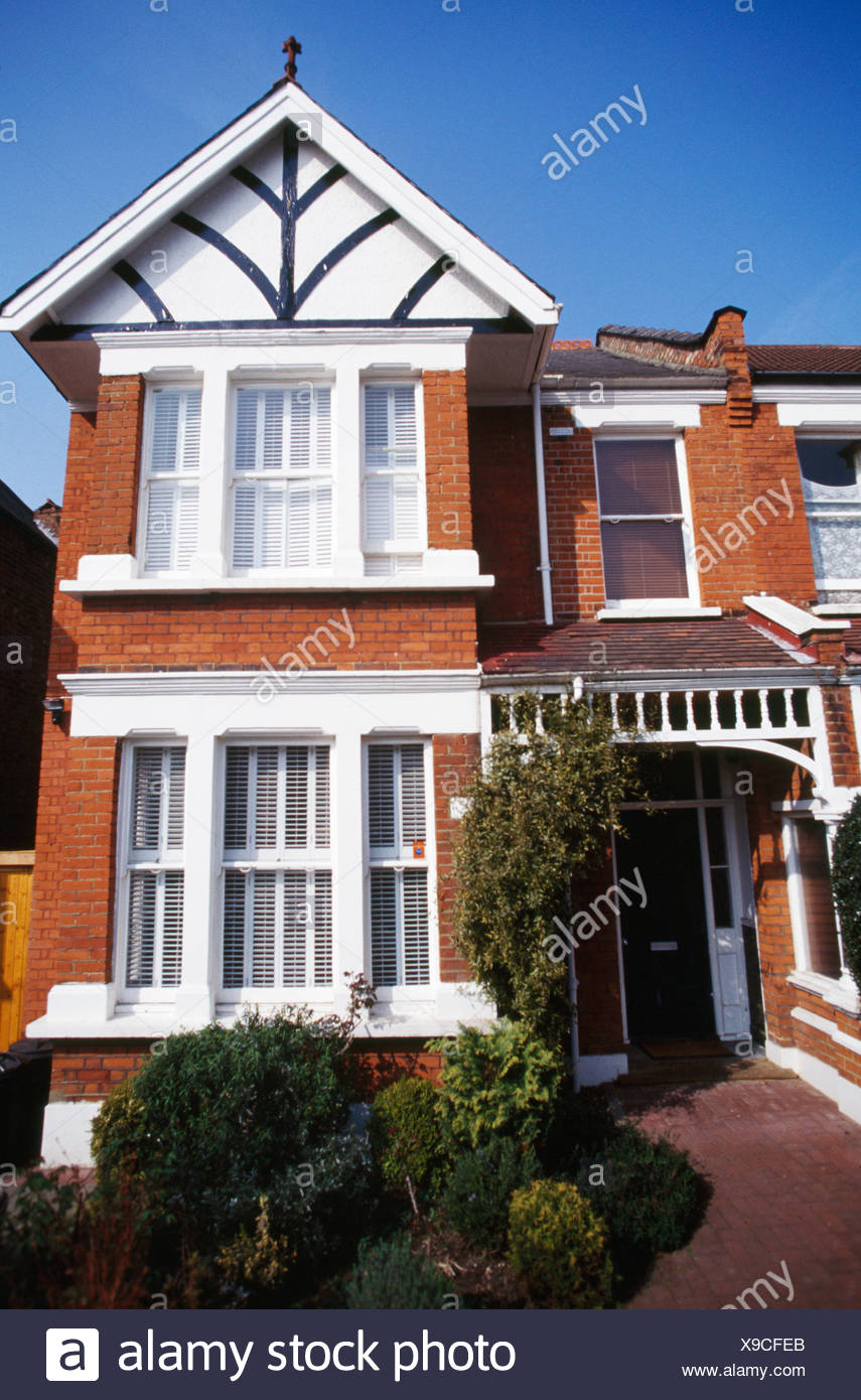 Well Maintained Brick Built Semi Detached Edwardian Townhouse With