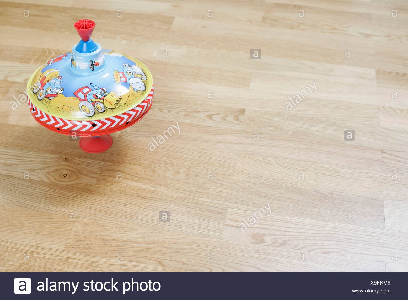 Spinning-top - Stock Image