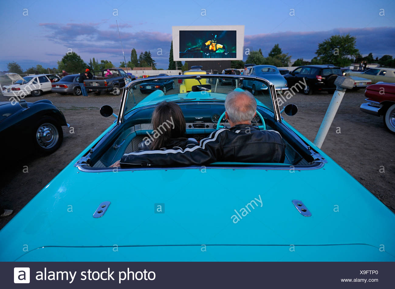 Classic man stock photos classic man stock images alamy for Motor vu drive in dallas oregon