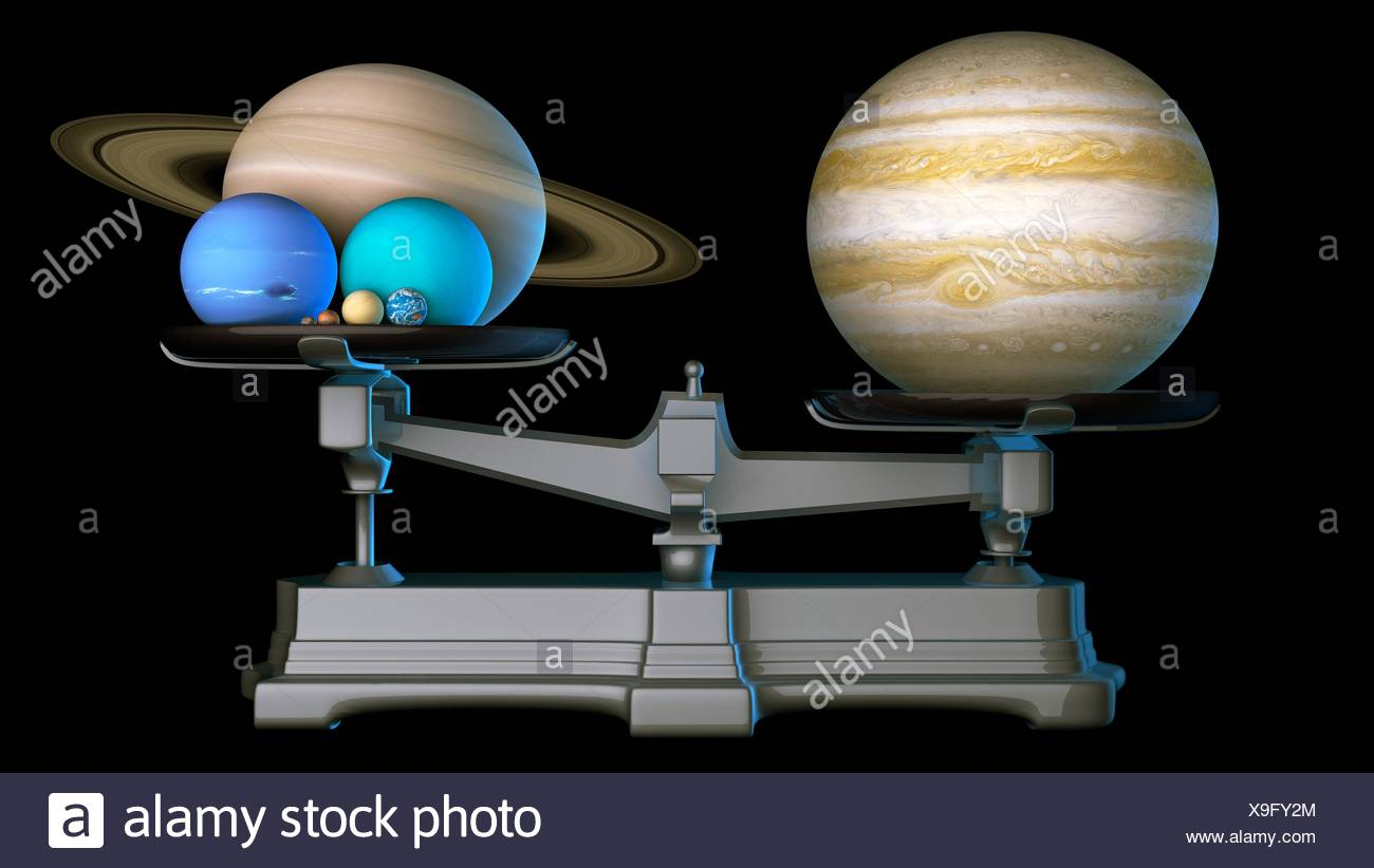 solar system planets scale stock photos solar system. Black Bedroom Furniture Sets. Home Design Ideas