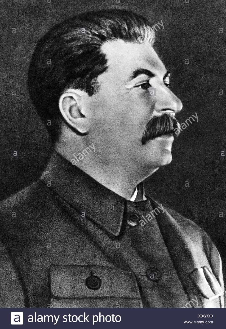 IOSIF VISSARIONOVICH STALIN USSR POSTCARD Dzugashvili ,1879-1953.
