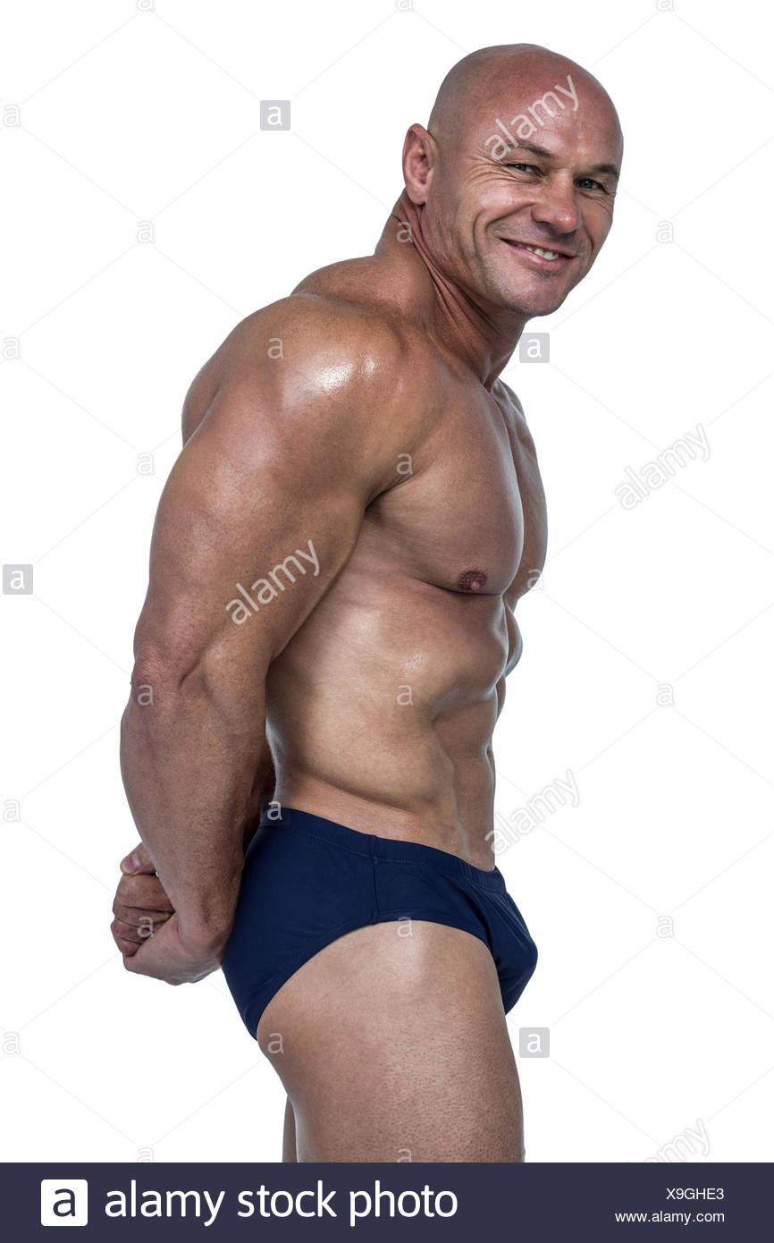 [Image: side-view-portrait-of-smiling-muscular-man-X9GHE3.jpg]