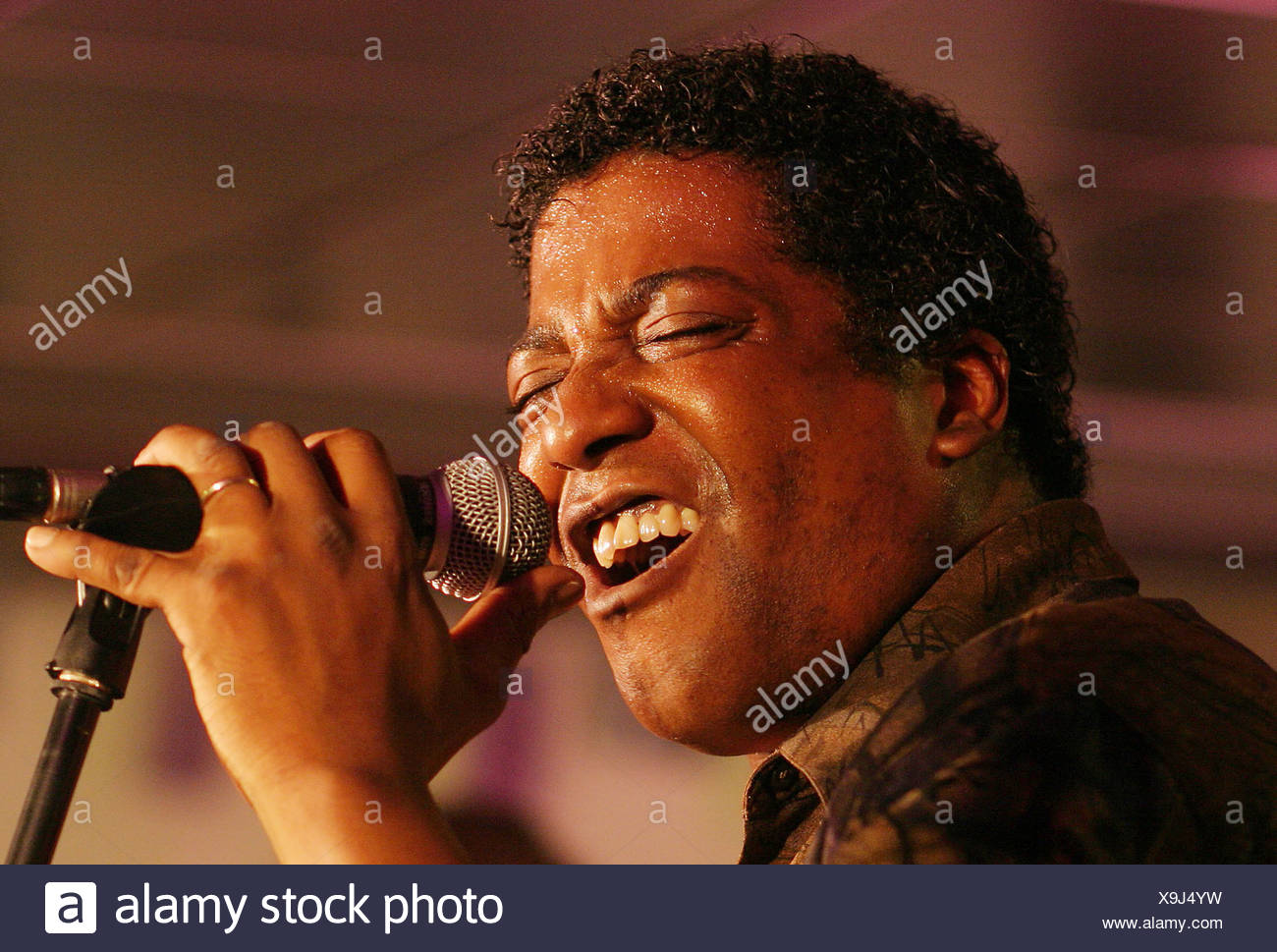 Soul-Singer Sydney Youngblood Stock Photo: 281296845 - Alamy