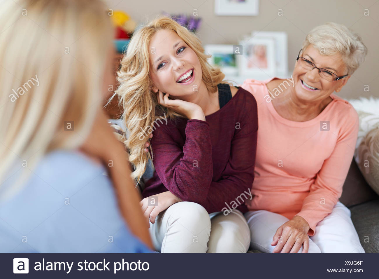 We create the best team in family and in life. Debica, - Stock Image