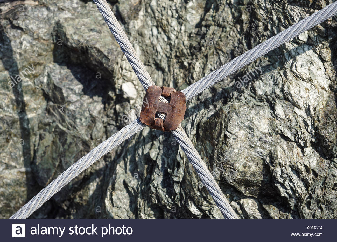 Cable Clamp Stock Photos & Cable Clamp Stock Images - Alamy