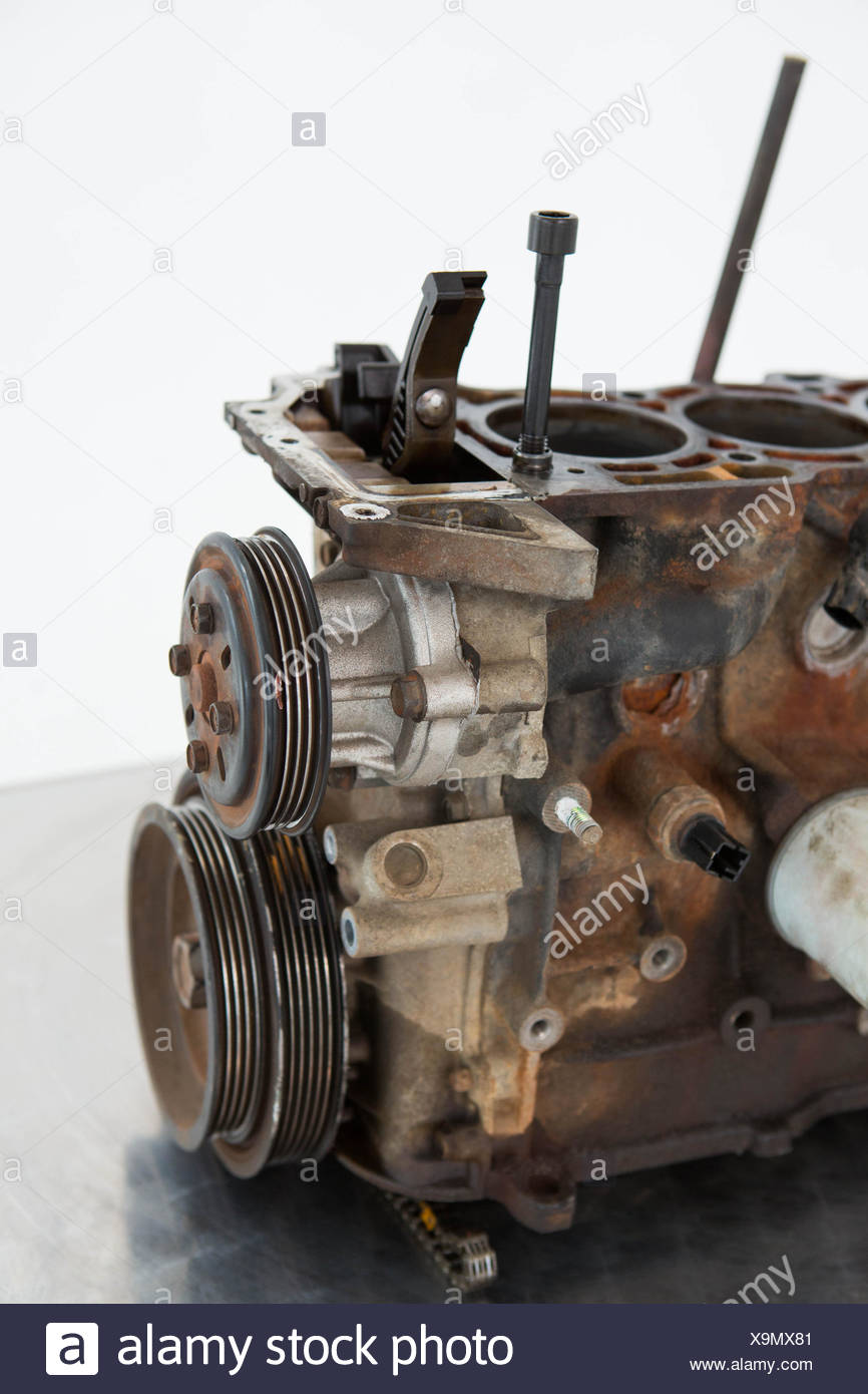 Old Car Engine Stock Photos & Old Car Engine Stock Images - Alamy