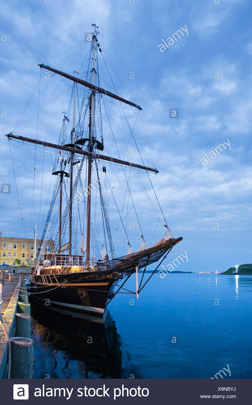 nova scotia halifax tall ships stock photos nova scotia. Black Bedroom Furniture Sets. Home Design Ideas