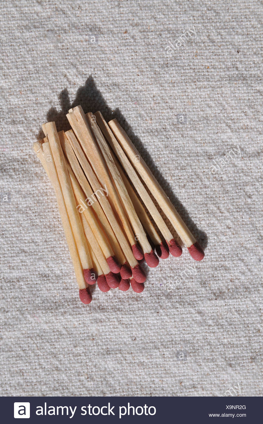 Safety Matches - Stock Image