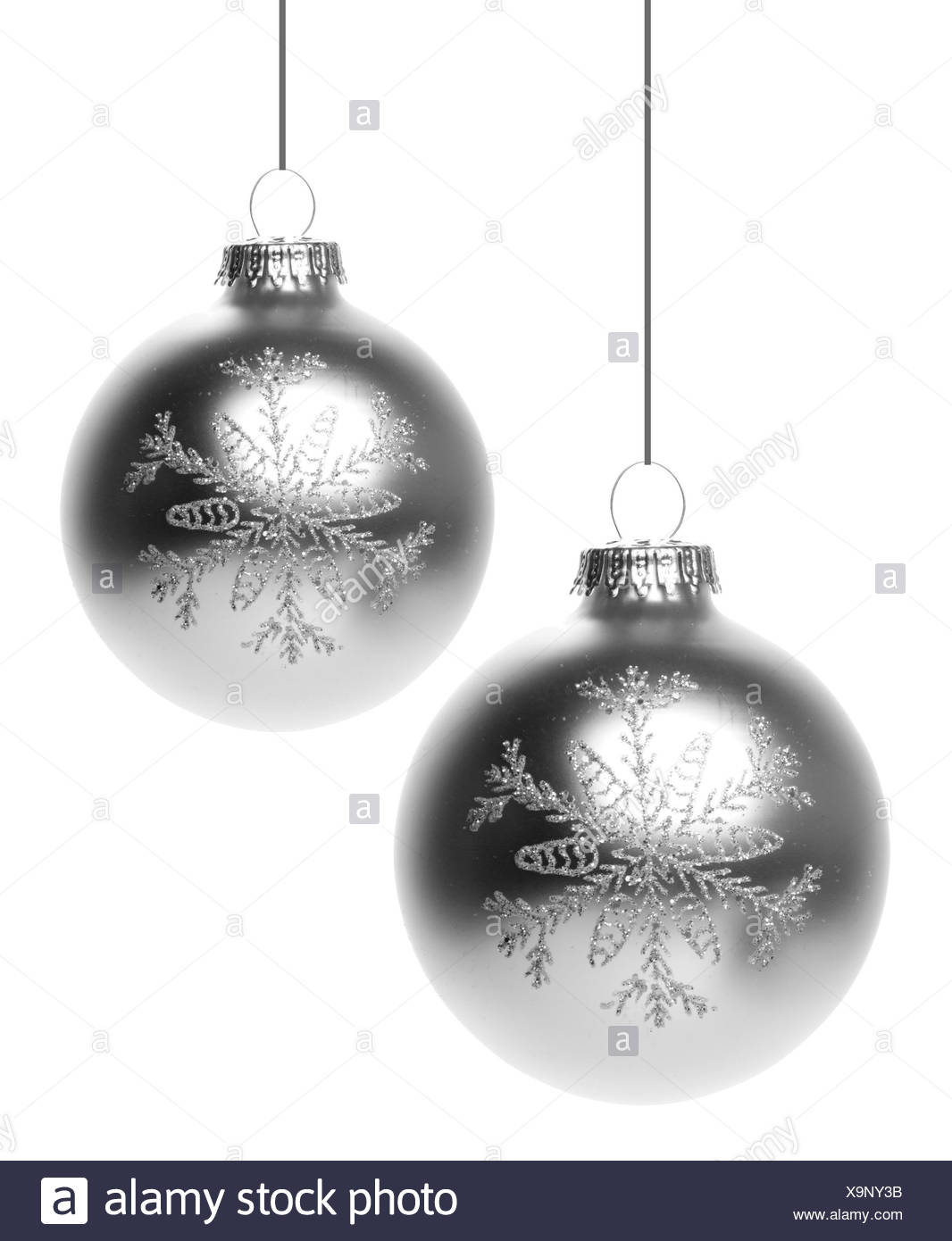 Metro Christbaumkugeln.Heilig Black And White Stock Photos Images Alamy