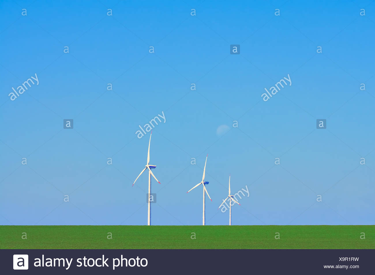 Auxiliary Power Stock Photos Images Alamy 25 Floppy Drive Wind Generator Construction Details Turbines In Bulgaria Image