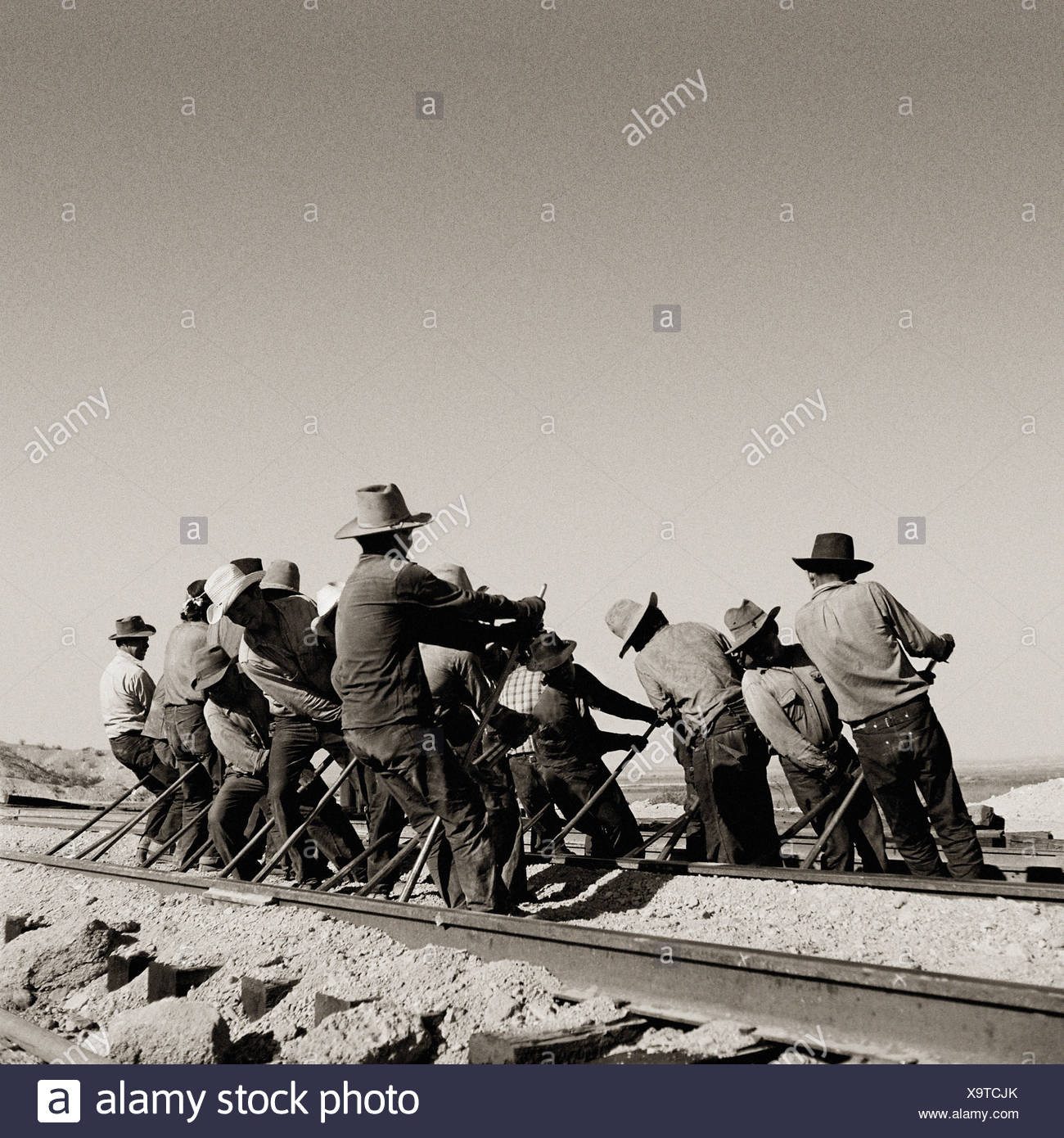 Preiser #79147 Workers Railroad Workers