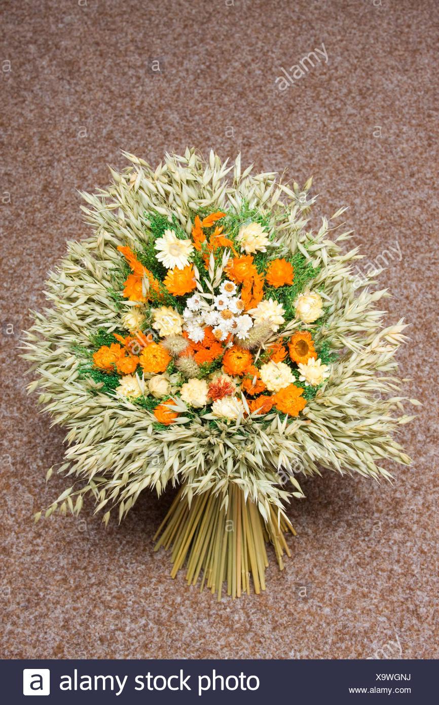 Bouquet of dry flowers Stock Photo: 281459742 - Alamy