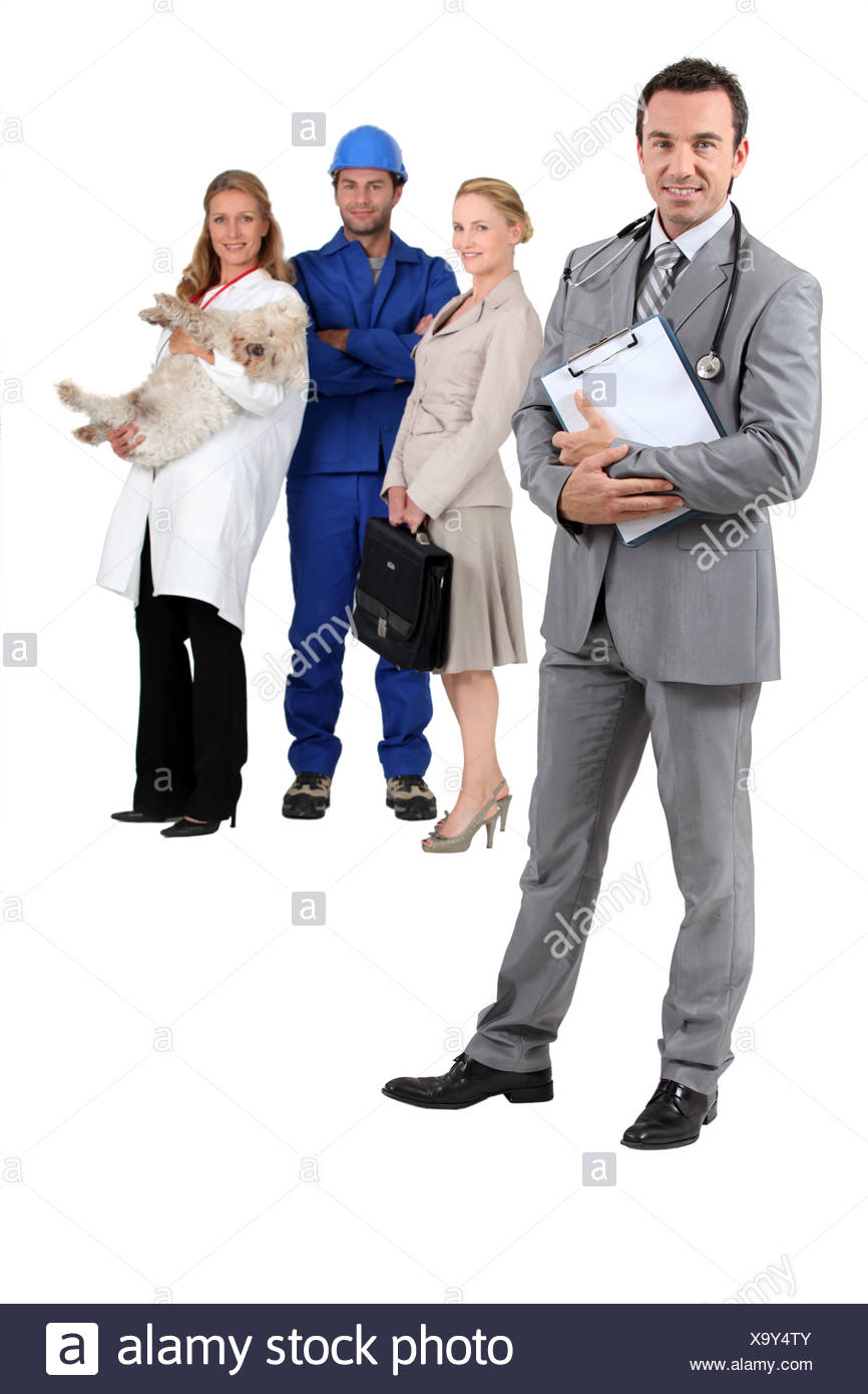 Careers - Stock Image