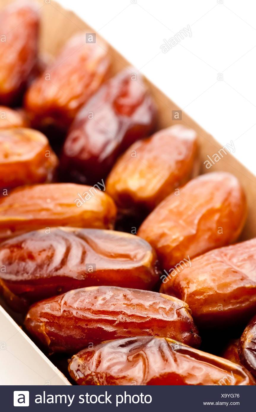 dates of Tunesia. - Stock Image