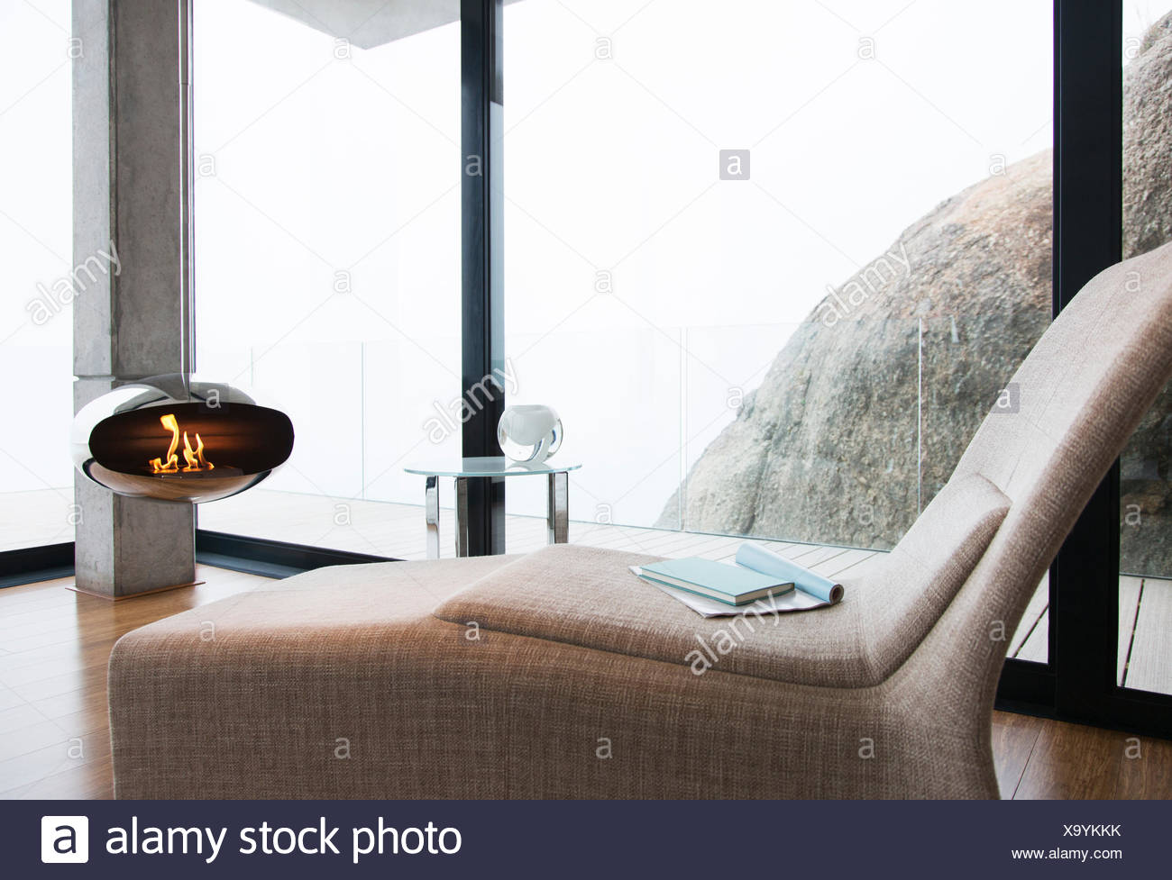 Stone Fireplace Stock Photos & Stone Fireplace Stock Images - Alamy