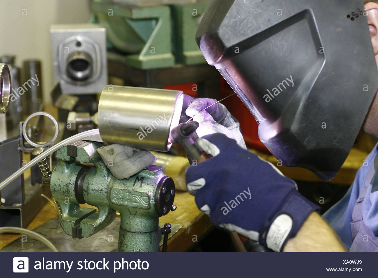 Exhaust Flame Stock Photos & Exhaust Flame Stock Images - Alamy