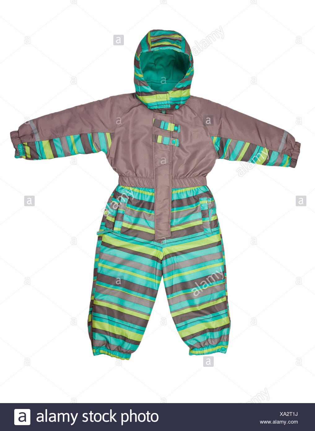 Winter rompers - Stock Image