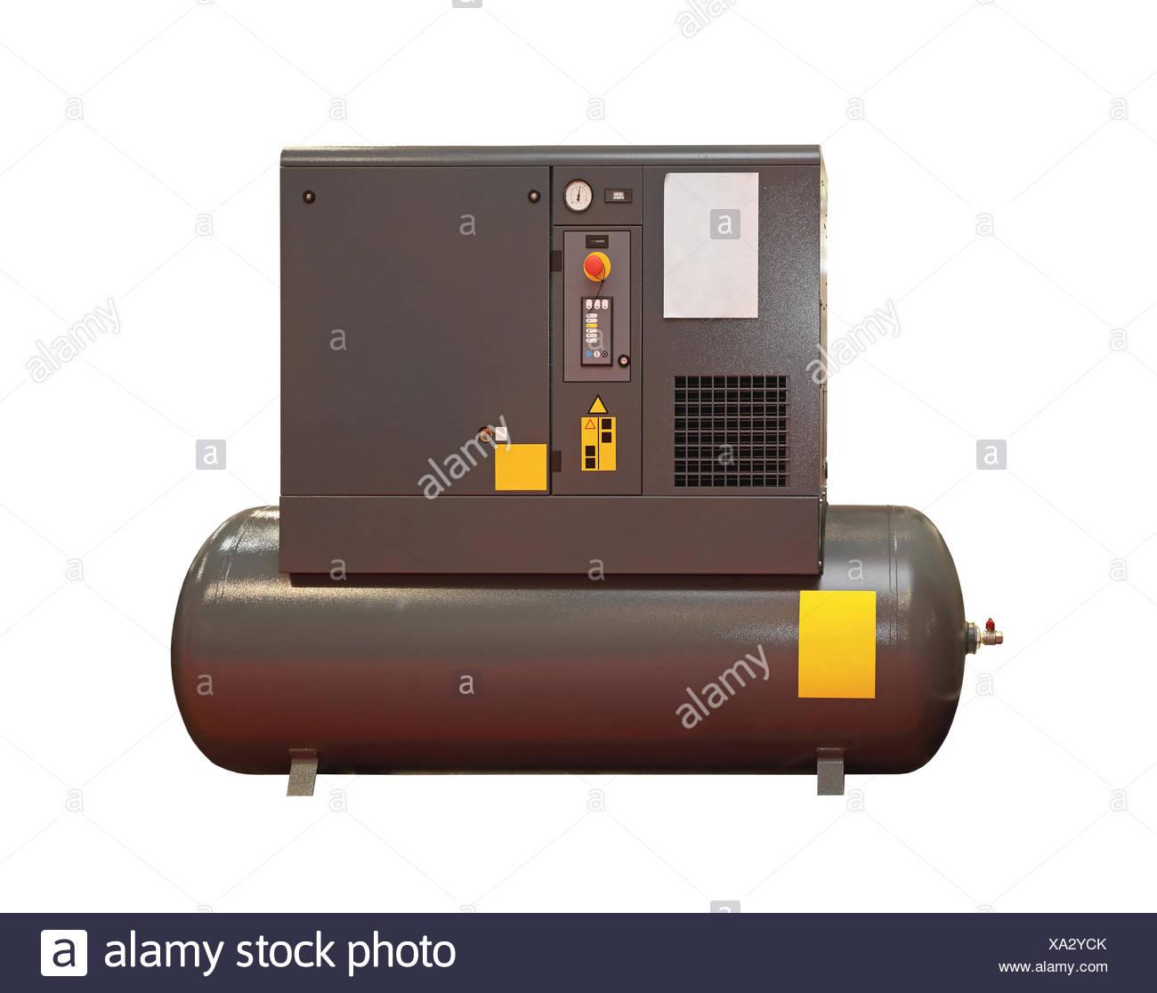 Air Compressor Stock Photos & Air Compressor Stock Images