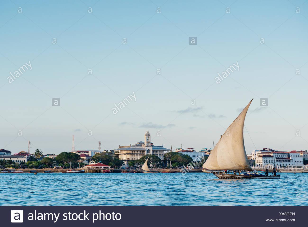Zanzibar - Stock Image