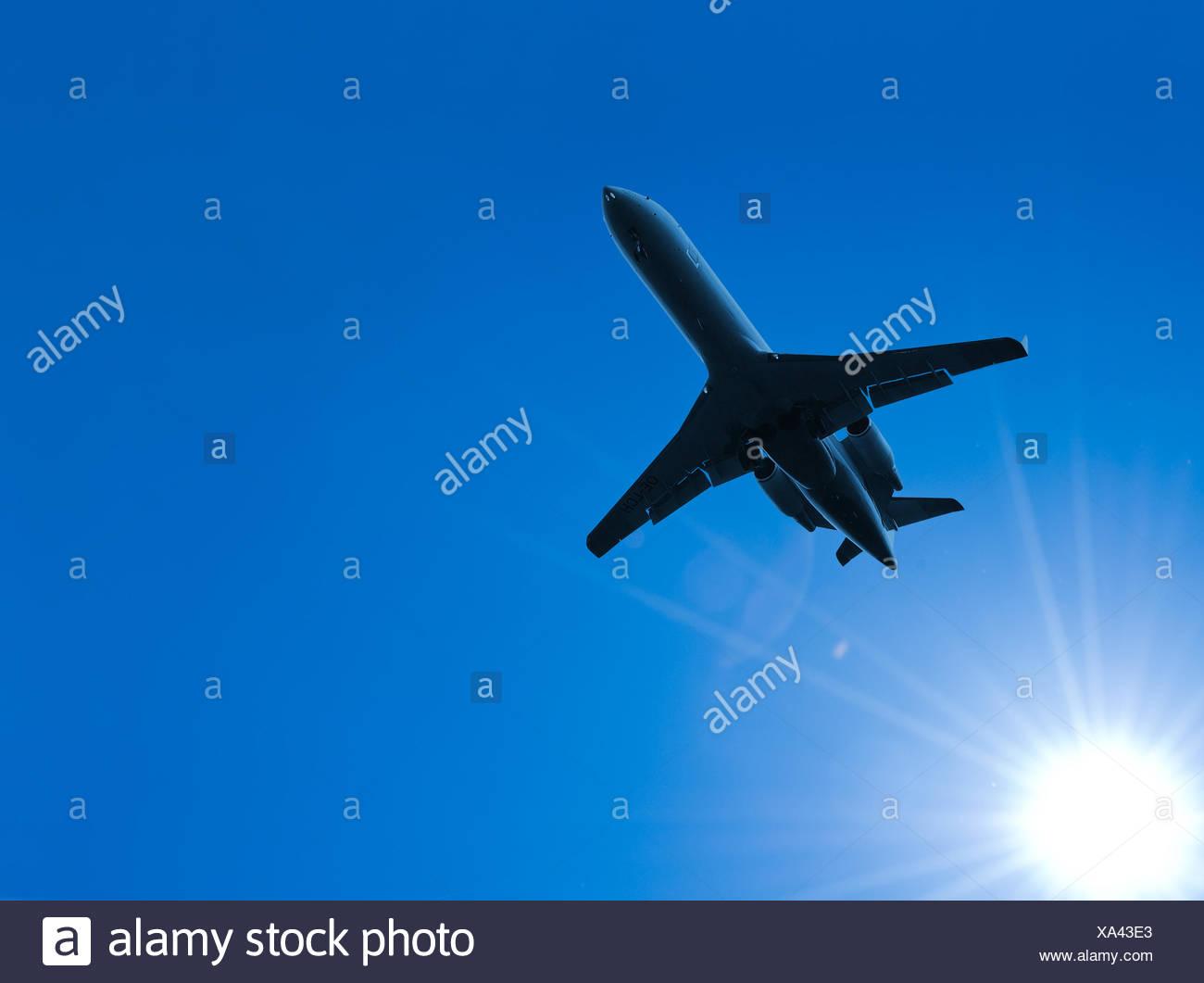 aeroplane - Stock Image
