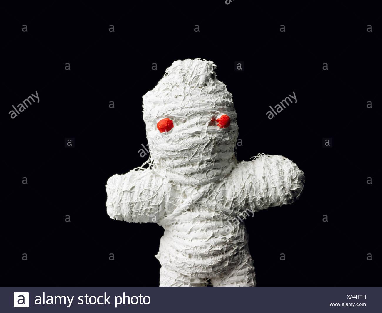 Voodoo doll - Stock Image