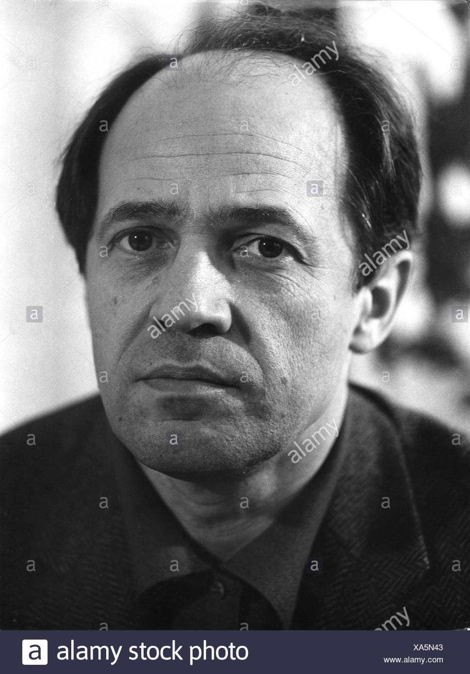 Boulez, Pierre, 25.3.1925 - 5.1.2016, French composer and conductor, since 1969, principal conductor of the New York philharmonic, portrait, , Additional-Rights-Clearances-NA - Stock Image