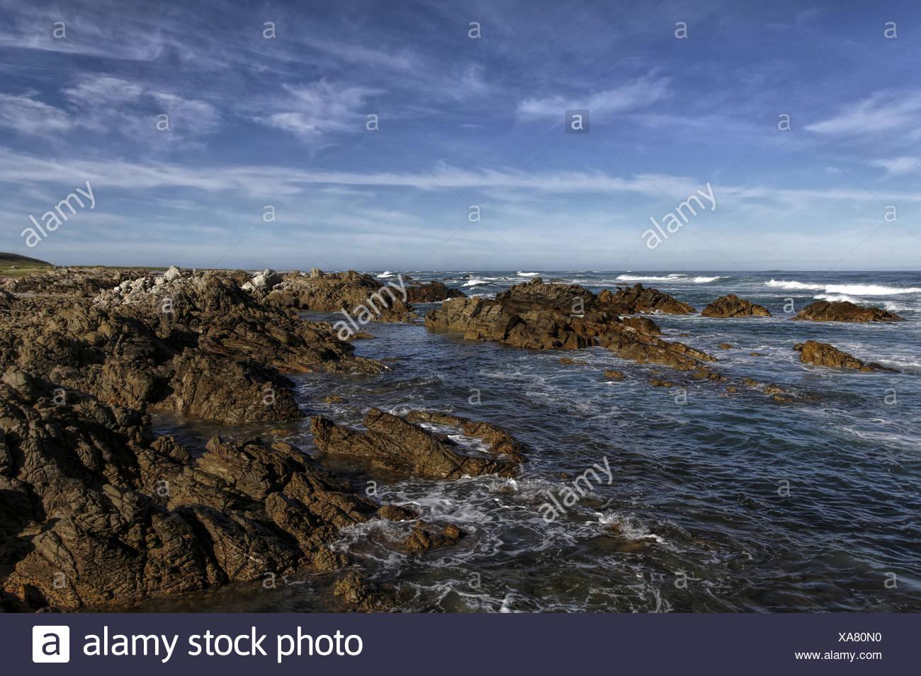 Cape Agulhas - Stock Image