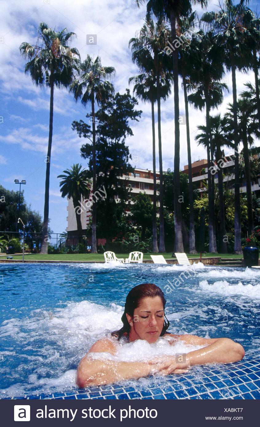 Jacuzzi Hotel Botanico Oriental Spa Garden Puerto De La Cruz