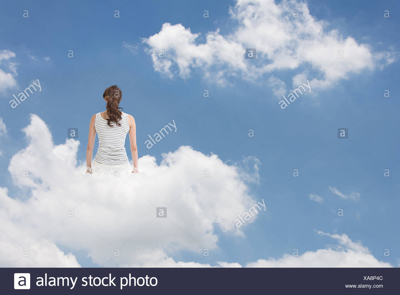 Brunet Woman Sit On Clouds Stock Photo Alamy If you are having trouble with page not found try using the search bar. https www alamy com brunet woman sit on clouds image281705436 html