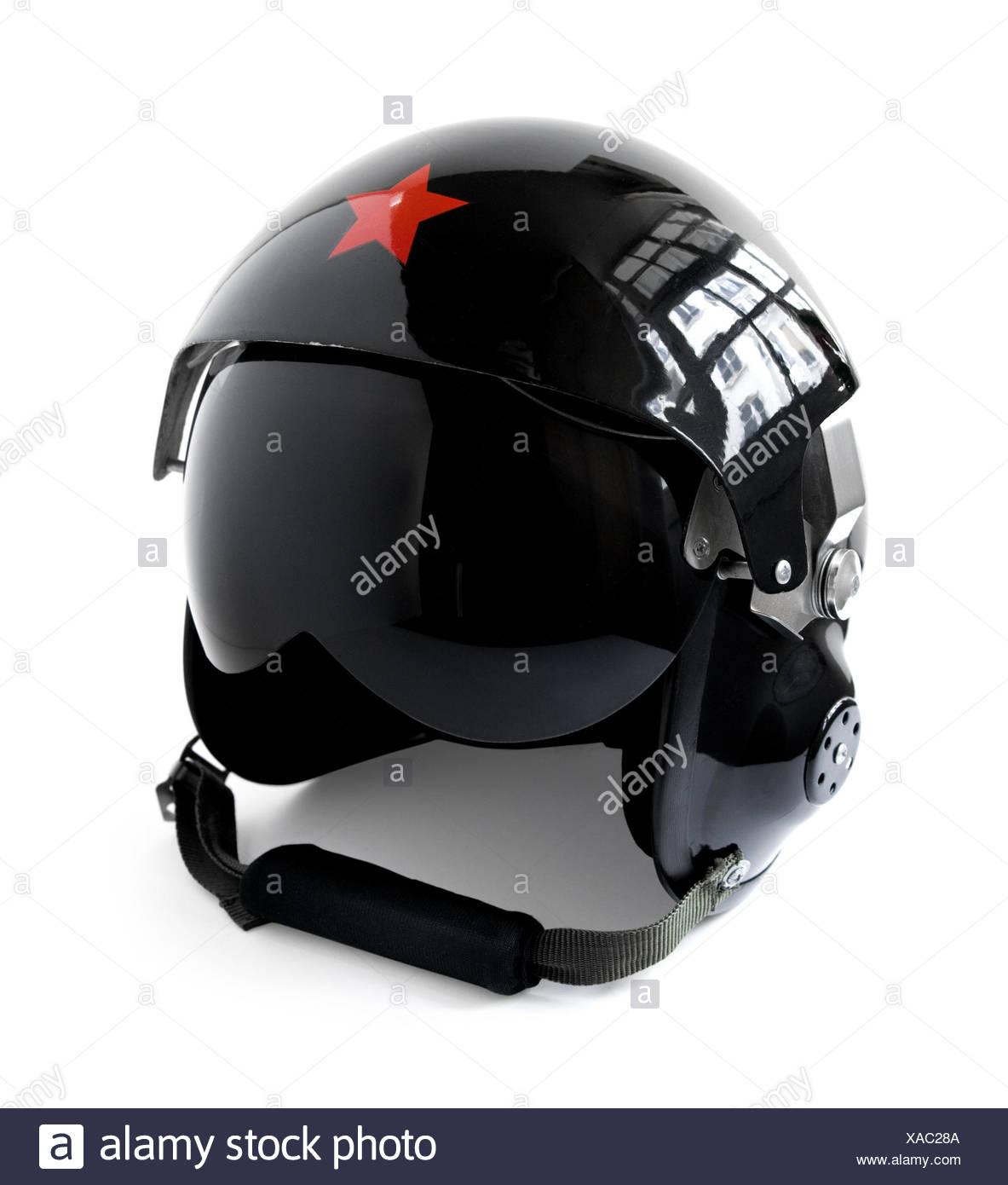 Pilot Helmet Plane Stock Photos & Pilot Helmet Plane Stock ...