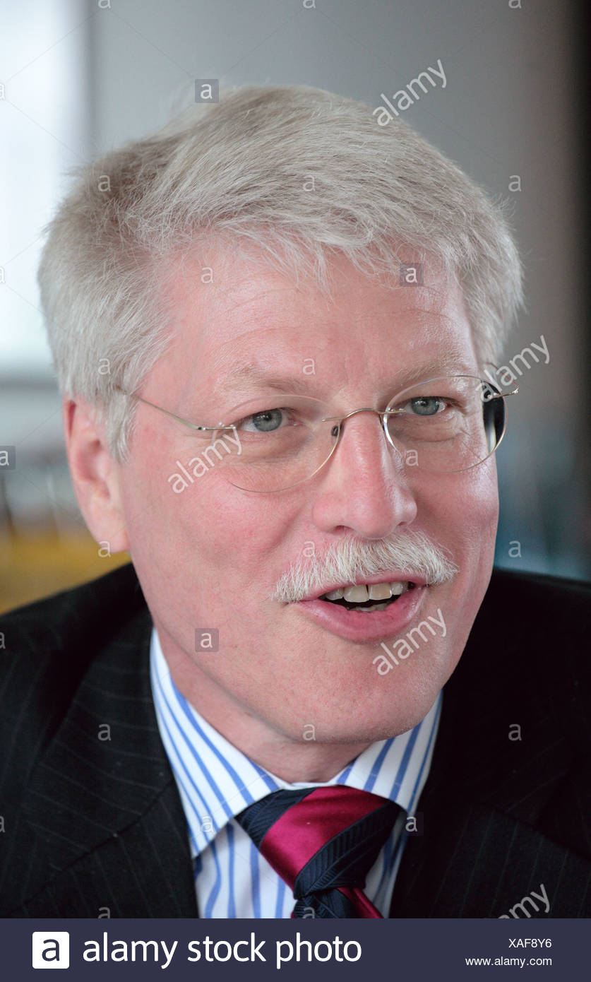 Michael Lohse, spokesman for the German Farmers' Association - Stock Image