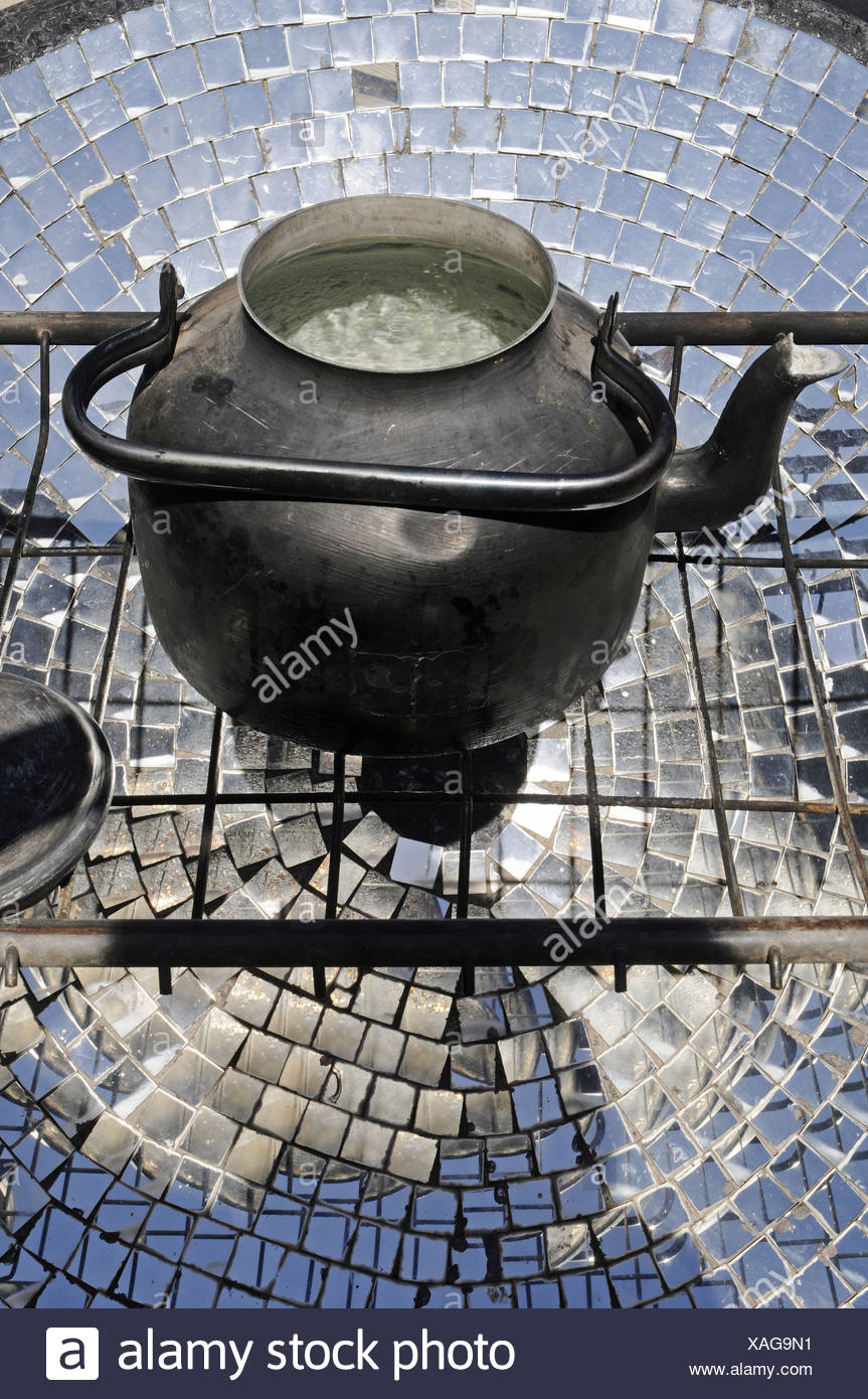 kettle - Stock Image