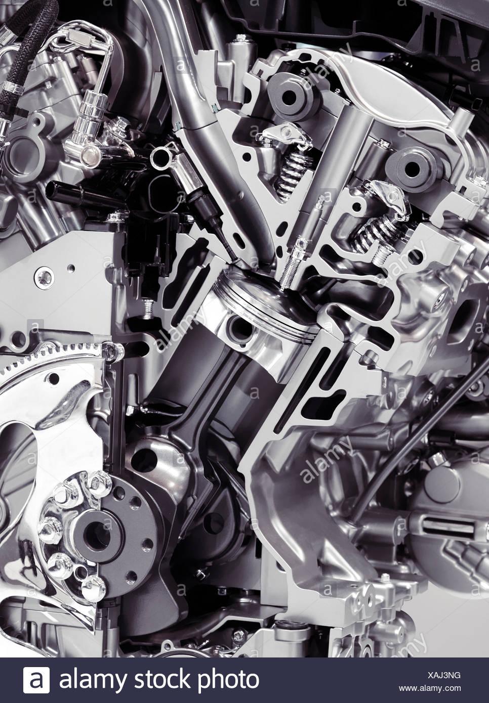 V6 Engine Stock Photos & V6 Engine Stock Images - Alamy