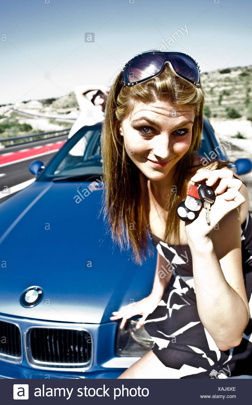 BMW, much more than passion. - Stock Image