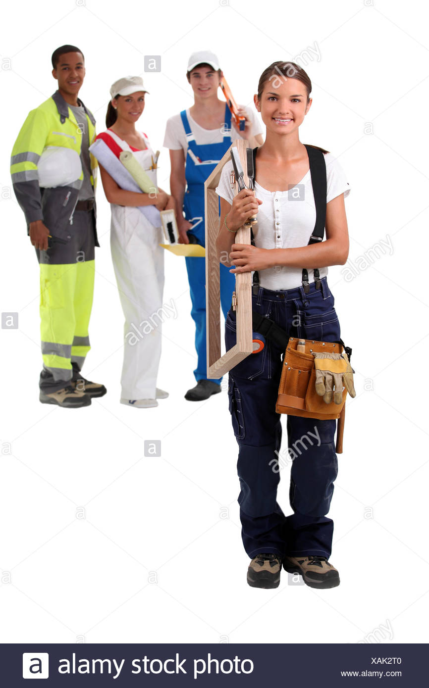 People Occupations Jobs And Community At: People Different Careers Stock Photos & People Different