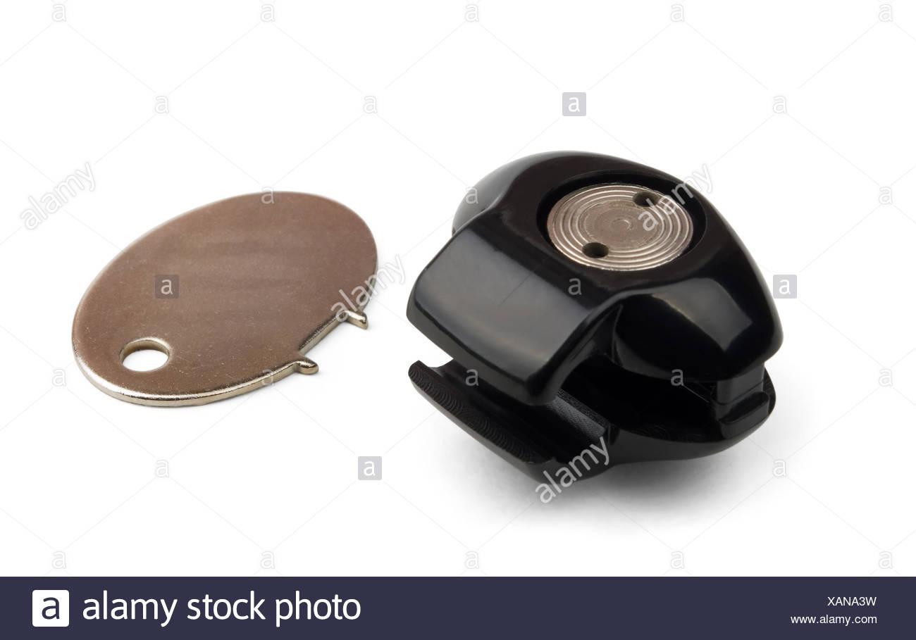 Trigger lock - Stock Image