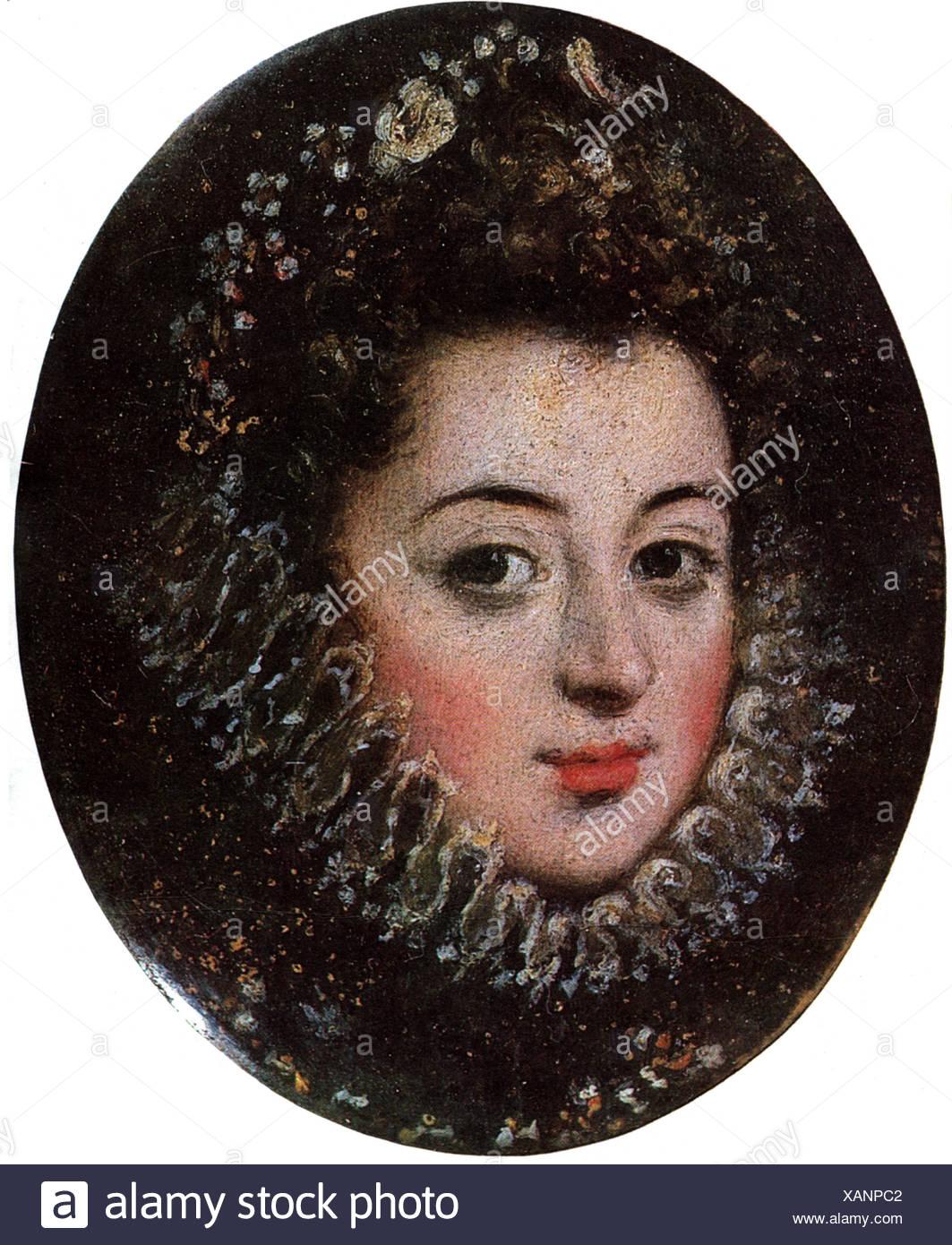 Mary I of Scotland (Mary Stuart), 8.12.1542 - 8.2.1587, Stock Photo