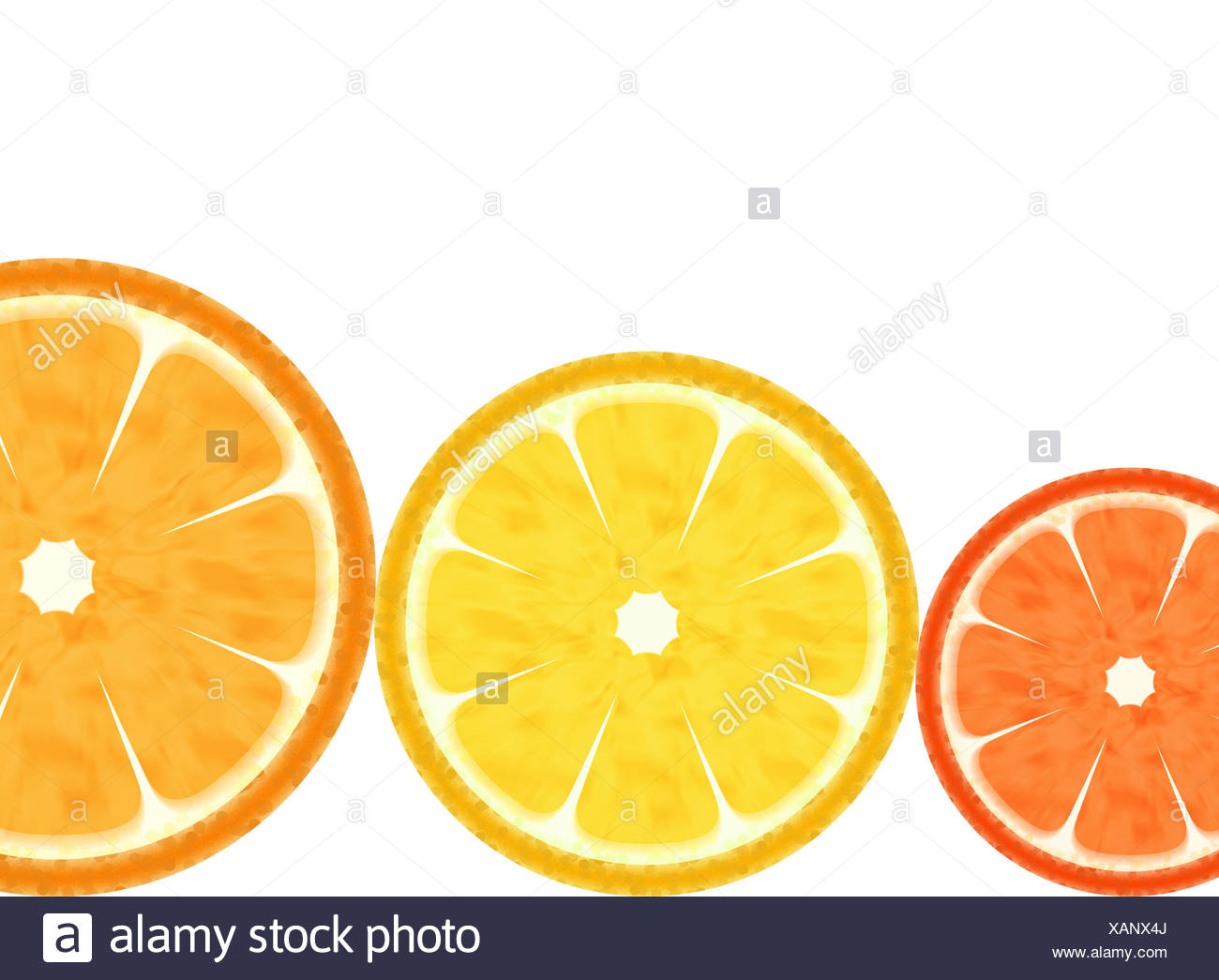 Orange Food Aliment Fruit Abstract Grapefruit Lemon Citron
